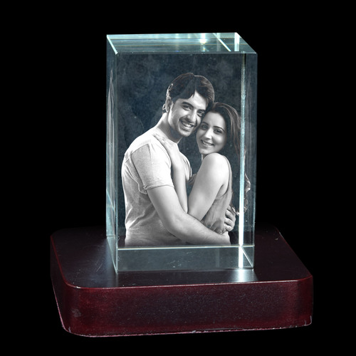 3D Crystal Personalized Gift (3D-1003)