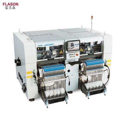 JUKI High Speed chip placer FX-3RA Mounter 120000CPH China agent