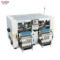 JUKI High Speed chip placer FX-3RA Mounter 120000CPH China agent