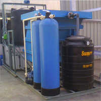Industrial Packaged Effluent Treatment Plant