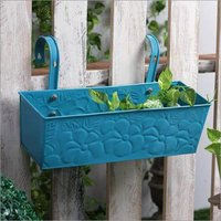 Aluminum Wall Planter