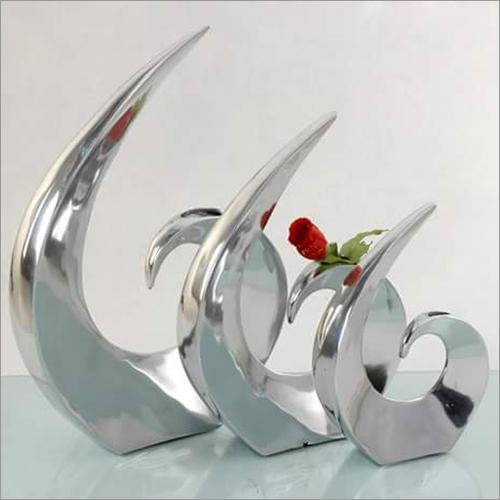 Aluminum Showcase Handicrafts