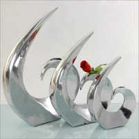 Aluminum Showcase Handicrafts