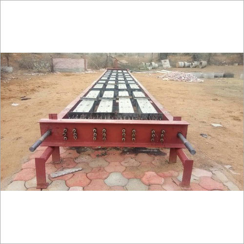 Fencing Cement Pole Mould