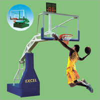 Basketball  Sports Poles