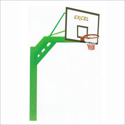 Excel Basketball Pole