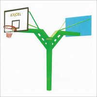 Designer Basketball Poles