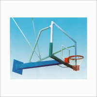 Wall Mounted Basketball Pole