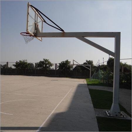 Shishukunj Basketball Poles