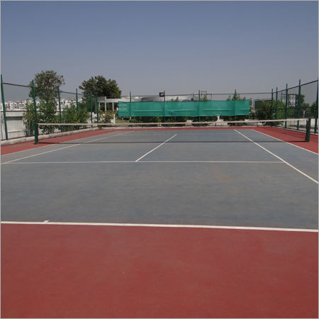 School Tennis Court Services