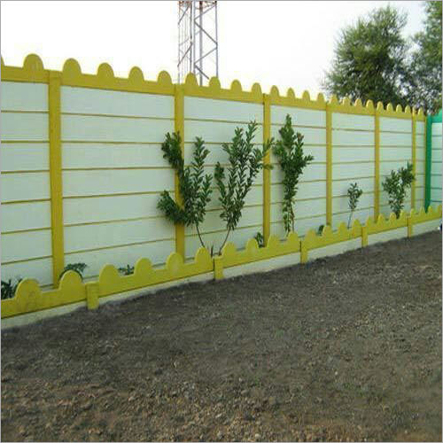Compound Boundary Wall Pole