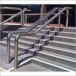 SS Decorative Railing Fabrication Works