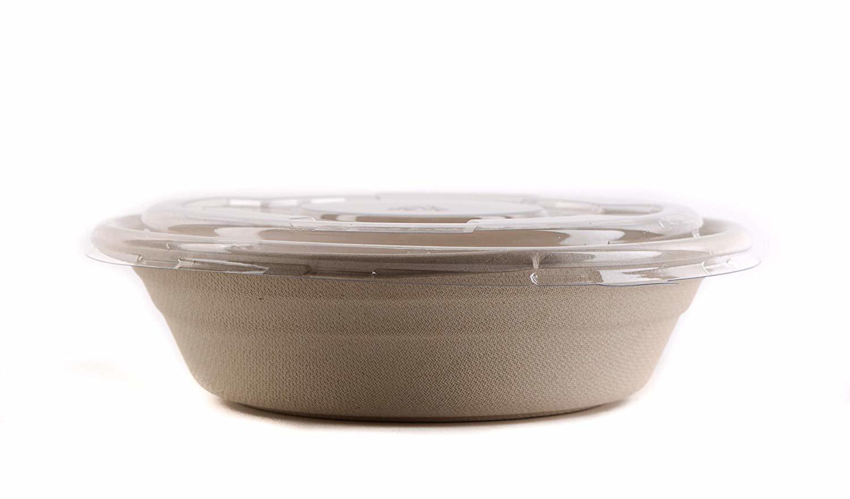 Bagasse Sugarcane Soup Bowl