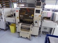 JUKI KE760 Pick and Place Machine second hand