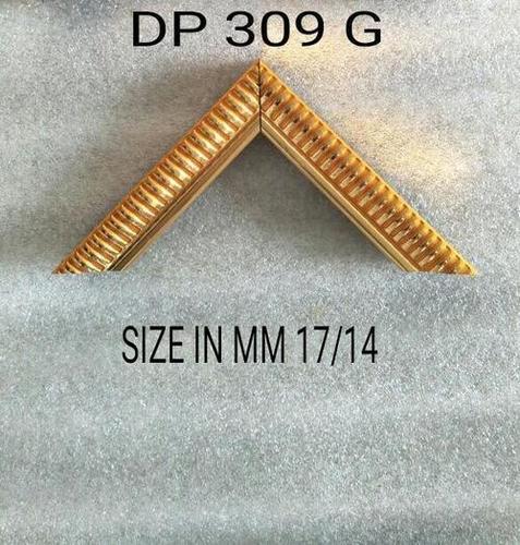 Gold foiled photo frame stick