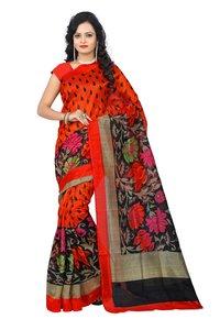 Fancy Bhagalpuri saree