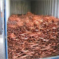 Industrial Copper Wire Scrap