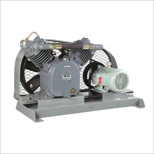 Air Cooled Reciprocating Lubricated Vacuum Pump