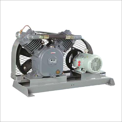 Air Cooled Reciprocating Lubricated Vacuum Pump