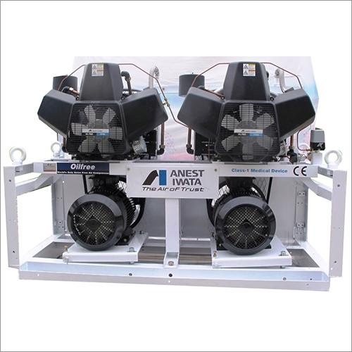 15HP Duplex Oil Free Air Compressor
