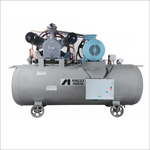Air Cooled Recilprocating High Pressure Air Compressor