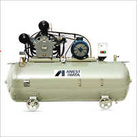Air Cooled Lubricated Reciprocating Air Compressor