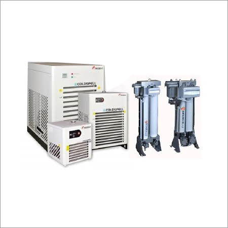 Air Dryer (Heat Less and Refrigerated)