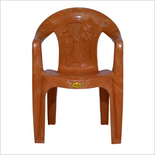 Plain Plastic Chair