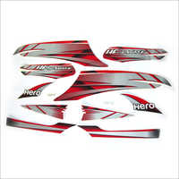 Motorcycle Decals Sticker