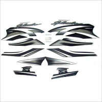 Motocycle Decal Set