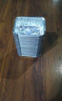aluminium 250ml packing conatianers