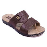 Brown Mens slipper