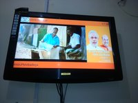 Digital Signage for Elections