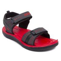 Red Designer Sandal