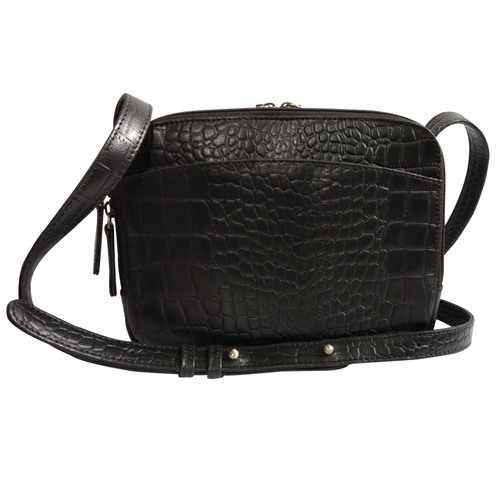 Women Leather Shoulder Sling Bag