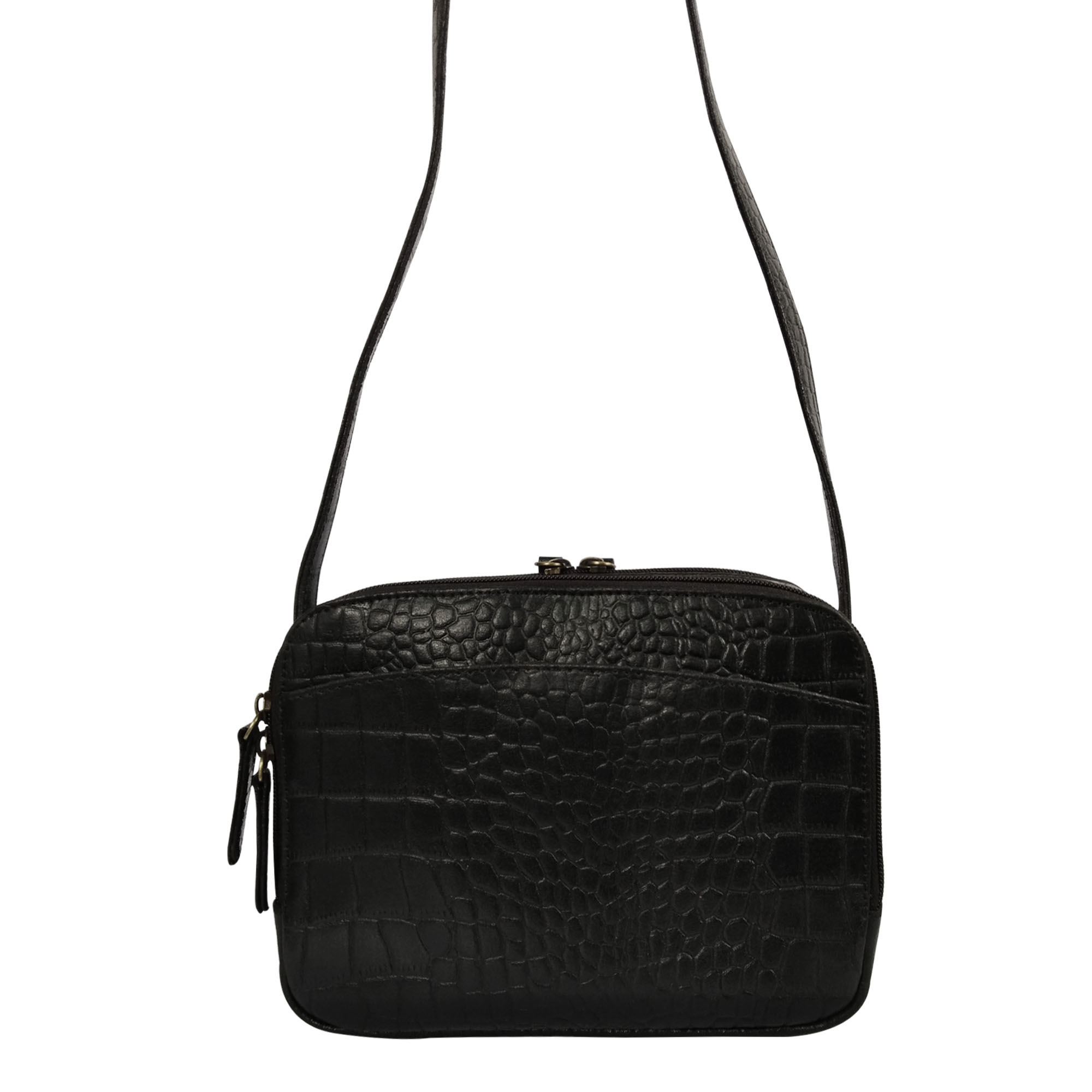 Women Leather Shoulder Sling Bag