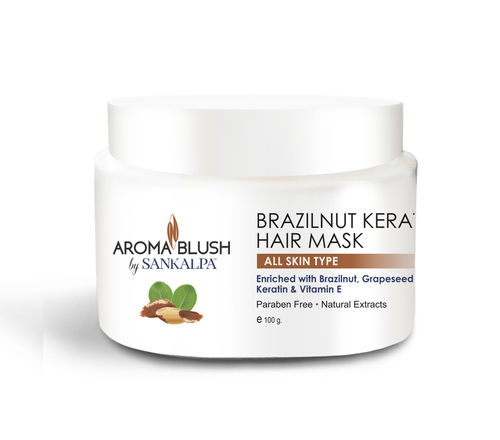 Brazil Nut Keratin Hair Mask