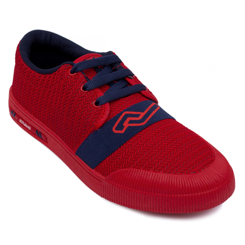 Lycra Red Shoes