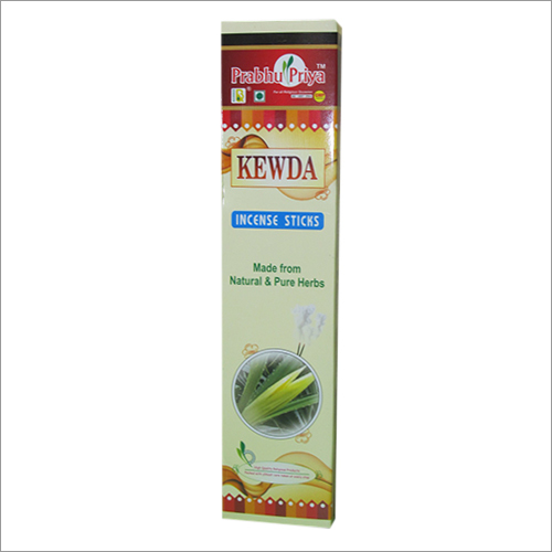 Kewda Incense Sticks