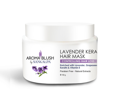 Lavender Keratin Hair Mask