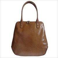 Women Floral Embossed Leather Shoulder Bag