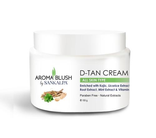 Aroma Blush D-Tan Cream