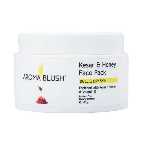 Kesar & Honey Face Pack