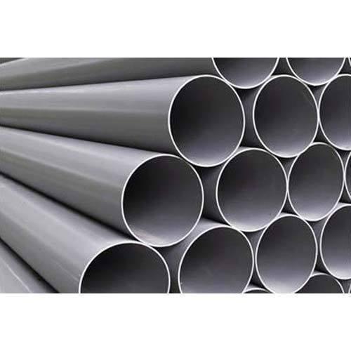 Round PVC Pipe