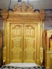 Gold Mounted Barsakh