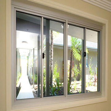 Aluminim Sliding Window