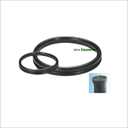Push on Rubber Gasket