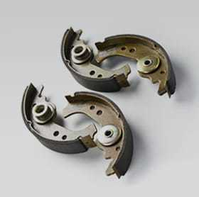 Cars Brake Shoes