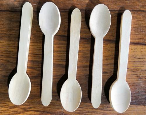 160 mm wooden spoon