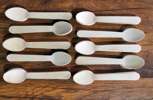 140 mm wooden spoon
